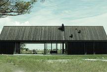 Contemporary barn