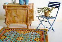 mes tapis - my carpets