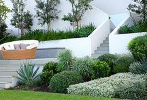 Sloping Gardens