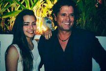 Lucy Vives la hija de Carlos Vives