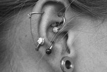 Piercings  & Tatz / by Caroline Pach