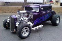 Roadster Cars / Rat Rod Car