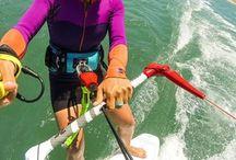 Mood in Dahkla with Mel Carle / Mel Carl & Mood ring, kiteboarding in Dahkla