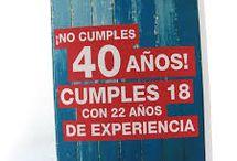 40 birthday / by Kehndra Ramos