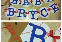baby shower ideas for jill and jj / by Tami Juberian