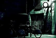 La noche / Calles prohibidas de un solo sentido. El de ida.