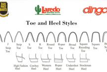 Boot Shapes Heels & Styles