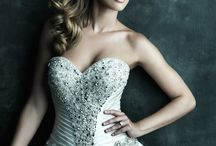 Glamorous Bride / For the Bride that wants a gorgeous wedding gown. www.myformals.com