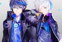 § boys anime characters §