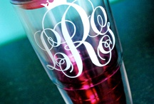Monogram / by Amy Stokes
