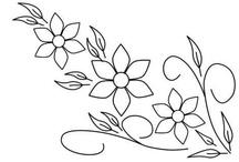 disegno fiori piccoli