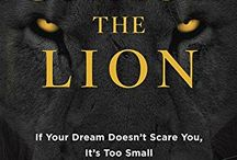 Chase the Lion by Mark Batterson / Pins for Mark Batterson's Latest Book, Chase the Lion