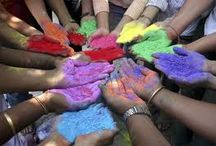 The colour of Love  / Love comes in all colours