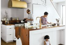 Kitchen  / by Lucy Gillis