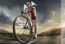 I love bicicleta