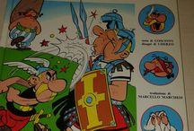 Asterix / Fumetti di Asterix in vendita presso la libreria dei Picentini