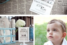 kid birthday party ideas / by Colleen Browdy