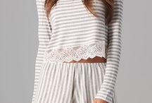 Style pyjama