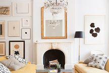 Gallery Wall / by Morgan Smith
