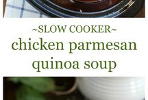 Slow Cooker - Soup Chicken