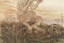 Arthur Rackham ilustrador