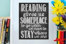 reading corner for boys