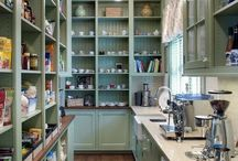 Dreamy Full Pantries / by Tiffany Kennedy