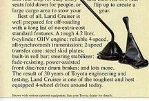 Toyota Land Cruiser Ads