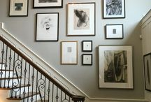 Ideas for foyer with pictures