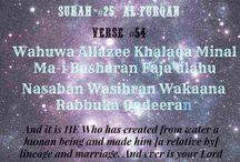 Quran Verses for Nikah