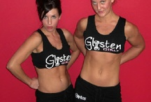 "Glisten Girls Clothing Line/www.glistengirlsfitness.com / Fitness clothing line founded in 2007 for the Fit Diva looking for boutique clothing at affordable pricing.  Can be worn working out at the gym, yoga or a fun day of shopping.  ""Women don't sweat...we GLISTEN!"""