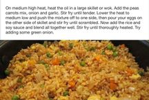 To Try - Side Dishes / by Mandy Pepper-Yowell