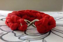 Mis creaciones / Me encanta tejer y por eso el nombre de Tejido Infinito, aquí una muestra de mis creaciones.