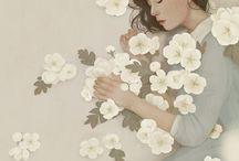 Women & floral