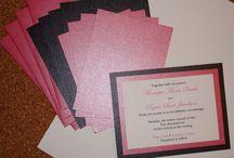 wedding invites / by Laura Campos Baez