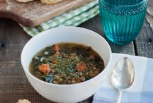 Soups / by Rachel Ziehnert