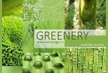Couleur Greenery Pantone 2017