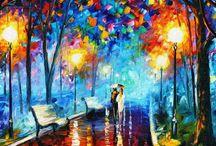 Rain Paint