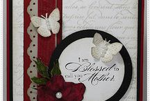 Card Ideas - Mothers Day / by Bobbie Sumpter
