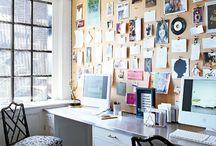 Offices / by Daniela Shuffler