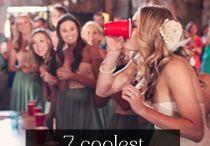 Coolest wedding ideas ♡