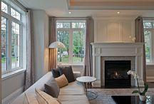 Fireplace / by Erin Preston