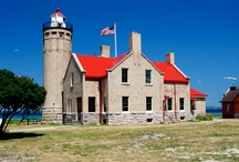 Midwest Lighthouses / United States Lighthouses of the Midwest Region