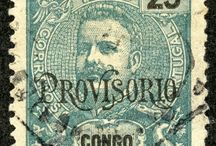 Portugal - Congo Stamps