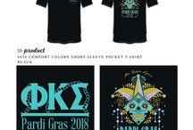 Phi Kappa Sigma / Phi Kappa Sigma custom shirt designs #phikappasigma #fks #pks #oks  For more information on screen printing or to get a proof for your next shirt order, visit www.jcgapparel.com