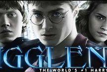 Harry Potter Stuff for Bells