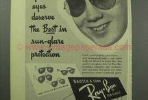 1950 man sun glasses