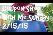 Coupon Shopping Trips