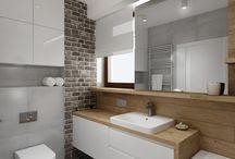 bathrooms / łazienki