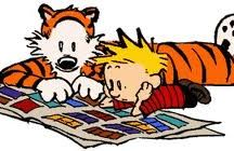 Calvin & Hobbes / Just the best. / by Pat G-R